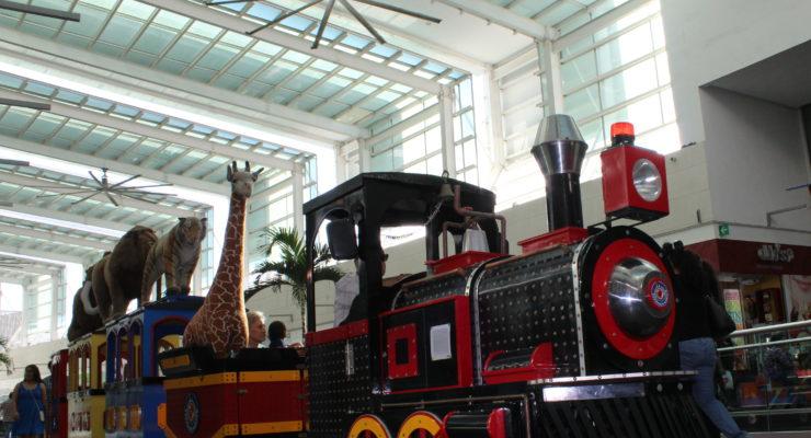 Trenes Eléctricos Expresso Mágico. Veta de  Trenes eléctricos Infantiles para paseo de niños en Centros Comerciales, plazas comerciales y parques infantiles EN MEXICO, COLOMBIA Y CHILE
